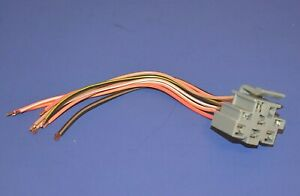 Headlight Switch Connector 1986 - 1995 Taurus Sable 1988-94 Lincoln Continental