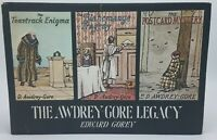 Edward GOREY / The Awdrey-Gore Legacy First Edition 1972 1st Ed. 2nd Print HC DJ