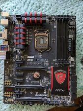 MSI Z97 GAMING 7, Intel Motherboard