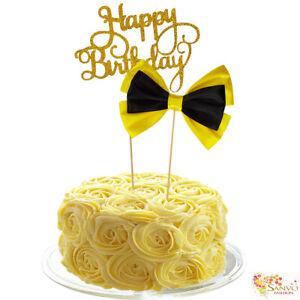 EMMA WIGGLE HAPPY BIRTHDAY CAKE TOPPERS SET