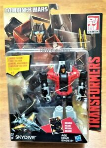 TRANSFORMERS SKYDIVE COMBINER WARS AERIALBOTS SUPERION SEALED new