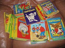 5 Fumetti Topolino Walt Disney A SCELTA per Collezione da n.862 a 2241 + regalo