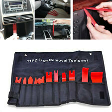 "11Pcs Car SUV Trim Removal Tool Kit Mixed 7"" Clip Panel Remover Impact resistant"