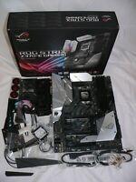ASUS Rog Strix Z370-E Gaming LGA1151 DDR4 HDMI DVI-D Motherboard Latest Bios2401