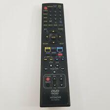 Genuine Original Hitachi Dv-Rmpf2 Dvd Vcr Tv Combo Remote Control Tested Works