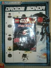 Lego Star Wars 911610 Imperial Probe Droid Limited Edition Disney New Exclusive