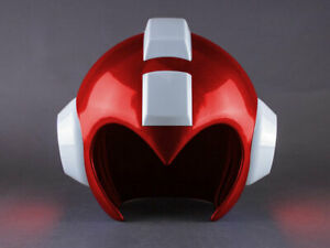 Mega Man SDCC 2016 Exclusive 1:1 Scale Wearable Red Helmet LIMITED EDITION