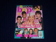 2004 MAY BOP MAGAZINE - USHER, HILARY DUFF & ASHTON KUTCHER COVER - SP 4937
