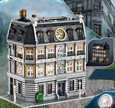Lego ☆ Compatibile 100% Creator ☆ 6619pz ►DOTTOR STRANGE SANTA SANCTORUM C/LUCI◄
