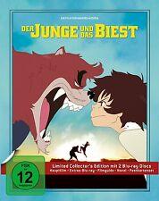 Der Junge und das Biest - Anime - Limited Collector`s Edition - 2 Blu Ray