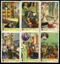 1951 Figurine Lavazza serie n° 046 46 Vita di Giuseppe Verdi