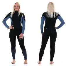 O'Neill Women's Super Tech Front Zip 5/4 Wetsuit