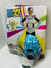 Teen Titans GO Cyborg Halloween Kids Costume