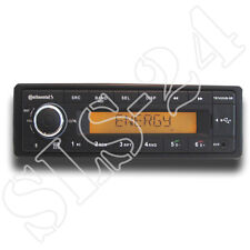 Continental tr7423ub-or 24 volts Bluetooth camion radio mp3 wma usb FM tuner rds