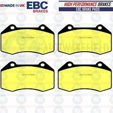 Pour RENAULT CLIO SPORT RS 200 Avant EBC Yellow Stuff Plaquettes De Frein Performance