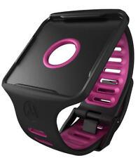 NEW Motorola MOTOACTV Sports Fitness Tracker Smart Music Player Wrist Strap Pink