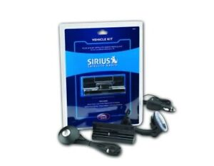 Sirius SUPV1 Car Kit for Sportster, Starmate, Stratus Brand New Open Box