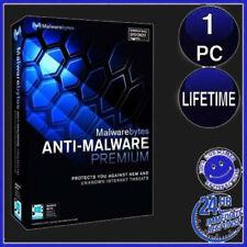 Malwarebytes Anti Malware Premium 1PC Lifetime 2021