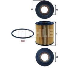 KNECHT / MAHLE Original Ölfilter OX 154/1D BMW 3 E36 E46 5 E39 E60 7 E38 X3 E83
