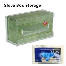 Tissue or Glove Box Dispenser Holder Transparent Acrylic With Installation Screw