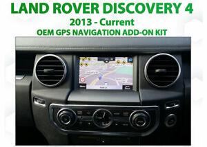 Land Rover Discovery D4 LR4 2013-2016 / GPS Navigation Retrofit