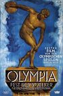 Berlin 1936 Olympics Games Discus Throw Athlete Vintage Poster Repro FREE S/H