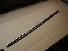 mercedes 220 240 300 D w114 115 rear right passenger door chrome moulding trim