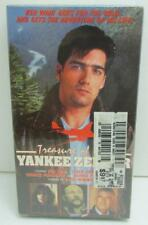 $0 ship sealed VHS video TREASURE OF THE YANKEE ZEPHYR ken wahl DONALD PLEASENCE