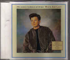 Rick Astley-She Wants To Dance With Me cd maxi single