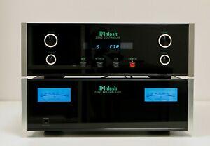 McIntosh C 500 C + C 500 P High-End Vorverstärker