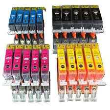 20 cartucho para Canon PIXMA ip4850 ip4900 ip4950 mg5150 mg5250 mg5350 mg6150 6250