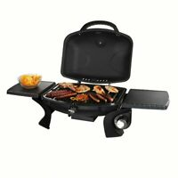 BE NOMAD DOC171 Barbecue gaz, Noir