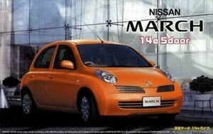 Fujimi 036311 - 1/24 Nissan March 14e 5door - New