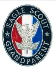 Boy Scout Official Licensed Eagle Scout Grandparent Pin For Grandma or Grandpop
