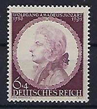 DR 1941 - 150. Todestag von W.  A. Mozart - Mi. 810 ** s. Beschreibung