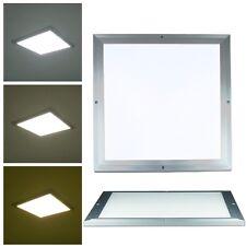 """LED Licht Panel """"CTP-30"""" 140 LEDs 29x29cm Decken-Lampe Aufbau-Leuchte slim"""