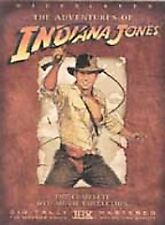 THE ADVENTURES OF INDIANA JONES THE COMPLETE DVD MOVIE COLLECTION WIDESCREEN