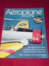AEROPLANE MONTHLY - MARTIN MARS - April 1976 Vol 4 # 4