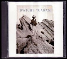 DWIGHT YOAKAM - Just Lookin' For A Hit - GERMAN CD Reprise 1989 - Como Nuevo