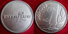 DDR Medaille 30 Jahre Interflug