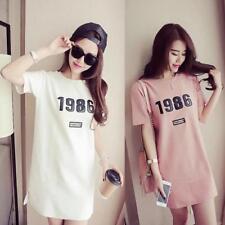 Retro T-Shirts Dresses for Women