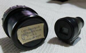 Vintage Viewfinder 85mm 8.5 8,5 for Leica FED Zorki Kiev Contax 1426