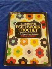 Illustrated Patchwork Crochet (C16-2-A)