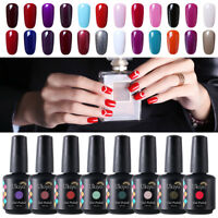 15ML Gel Nail Polish UV LED Soak Off Varnish Nail Lacquer Manicure Salon Ukiyo