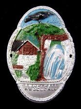 Amsel Falls Amselfall Germany walking stick badge