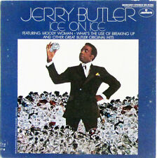 JERRY BUTLER LP, ICE ON ICE MERCURY SR-61234 PROMO WHITE LABEL