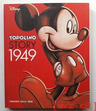 TOPOLINO STORY 1949 N. 1 Corriere della Sera 2005
