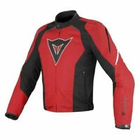Dainese Laguna Seca Textile Red/Black/White Size 56 Euro - **STORE CLOSED**