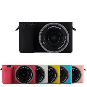 For Sony A6000 Colour Protective Soft Skin Cover Case For Sony A6000 Body
