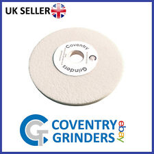 Coventry Grinders 180x13x31.75 2A46K White Alox Surface Grinding Wheel Vitrified